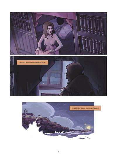 Page 7 Facteur pour femmes tome 2