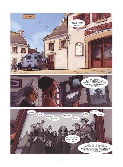 Page 8 Facteur pour femmes tome 2
