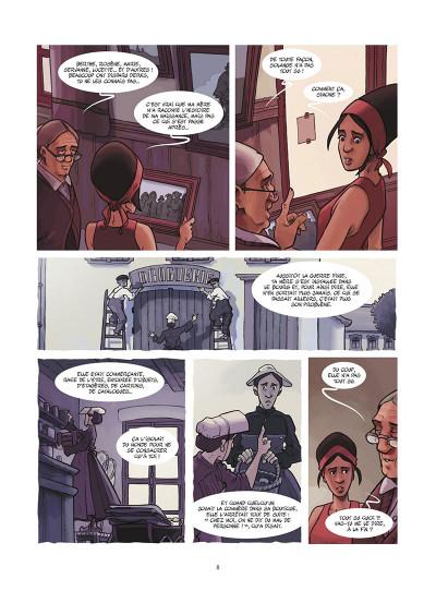 Page 9 Facteur pour femmes tome 2
