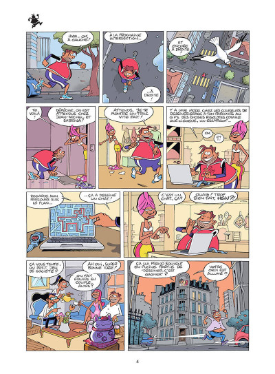 Page 5 Les runners tome 2