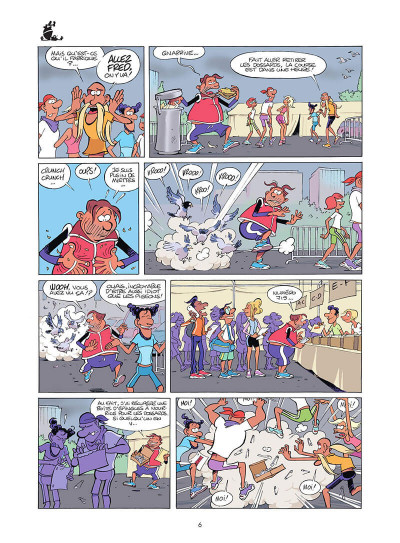 Page 7 Les runners tome 2