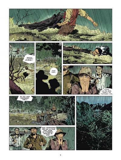 Page 0 L'or du bout du monde tome 2