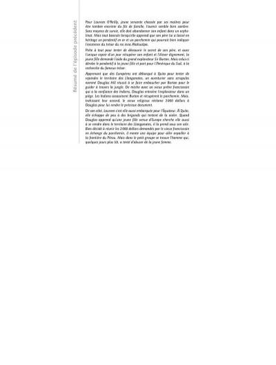 Page 3 L'or du bout du monde tome 2