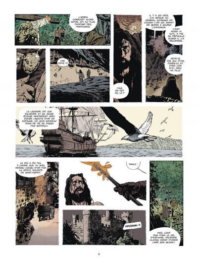 Page 7 L'or du bout du monde tome 2