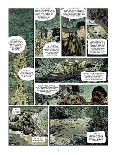 Page 8 L'or du bout du monde tome 2
