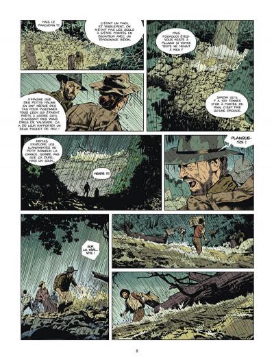 Page 9 L'or du bout du monde tome 2
