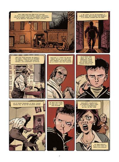 Page 8 Dans mon village on mangeait des chats
