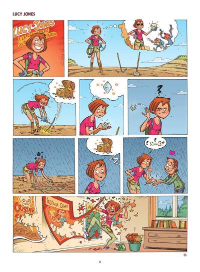Page 7 Les arkéos tome 1