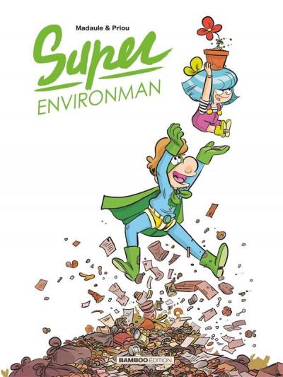 Couverture Super Environman tome 1
