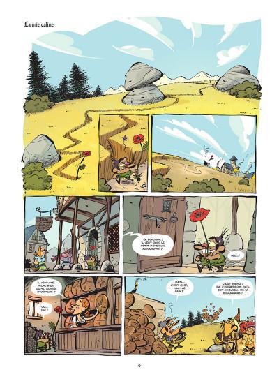 Page 0 Le club des Huns tome 2