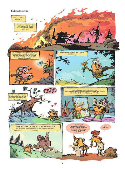 Page 5 Le club des Huns tome 2