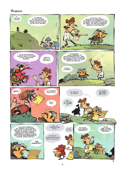 Page 7 Le club des Huns tome 2