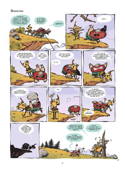 Page 8 Le club des Huns tome 2