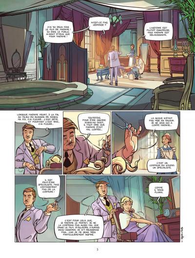 Page 6 La prière aux étoiles tome 1