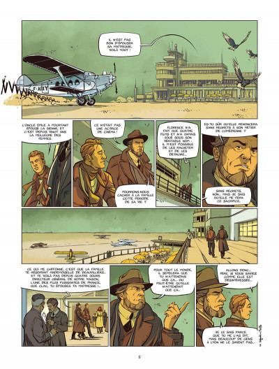 Page 7 La prière aux étoiles tome 1