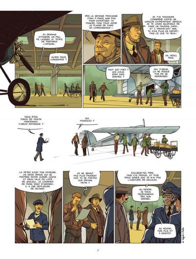 Page 8 La prière aux étoiles tome 1