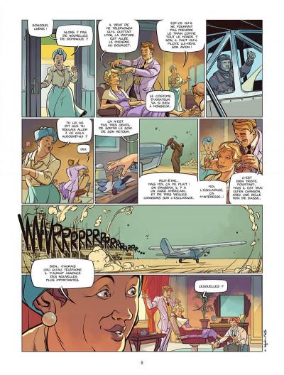 Page 9 La prière aux étoiles tome 1