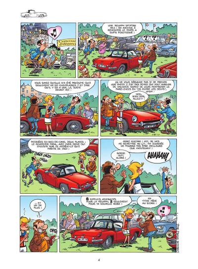 Page 5 Les fondus des voitures de collection tome 1