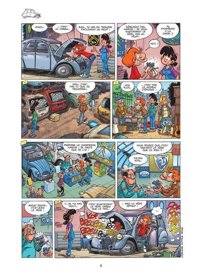 Page 9 Les fondus des voitures de collection tome 1