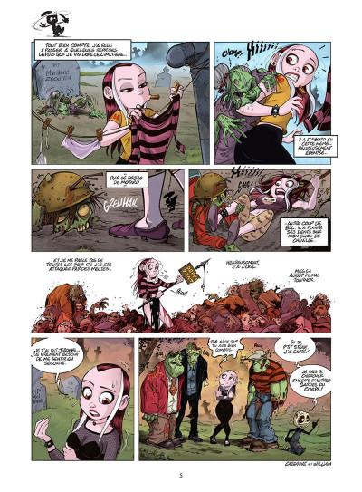 Page 6 Tizombi tome 4