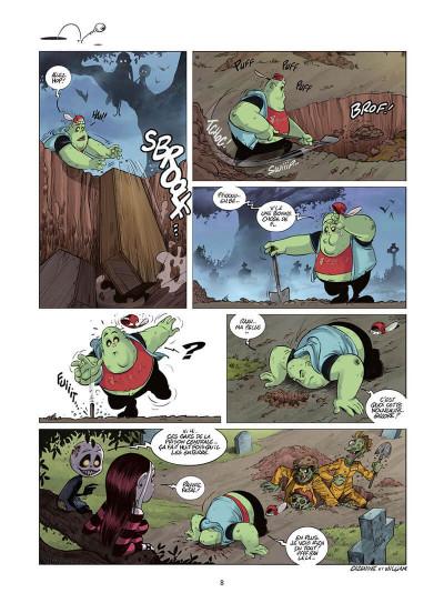 Page 9 Tizombi tome 4