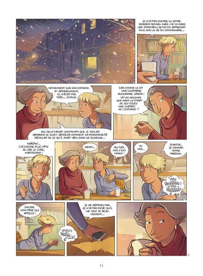 Page 0 Le jour où la nuit s'est levée