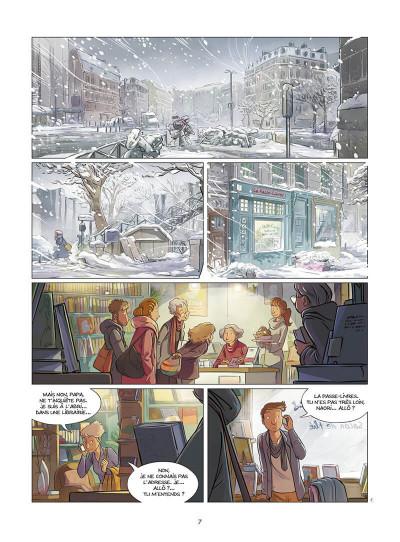 Page 6 Le jour où la nuit s'est levée