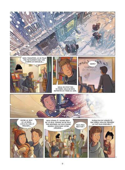 Page 8 Le jour où la nuit s'est levée
