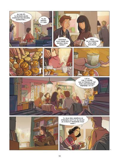Page 9 Le jour où la nuit s'est levée
