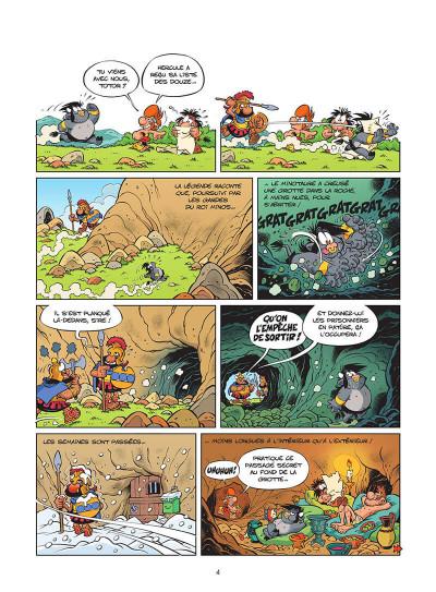 Page 5 Les Petits Mythos tome 11