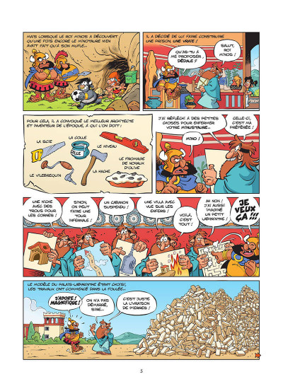 Page 6 Les Petits Mythos tome 11