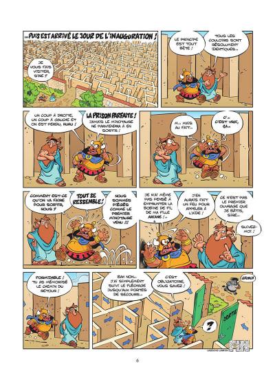 Page 7 Les Petits Mythos tome 11