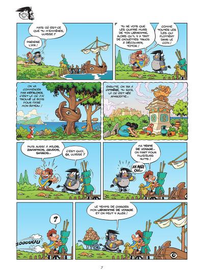 Page 8 Les Petits Mythos tome 11