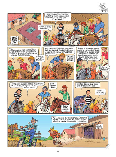 Page 0 Triple galop tome 16