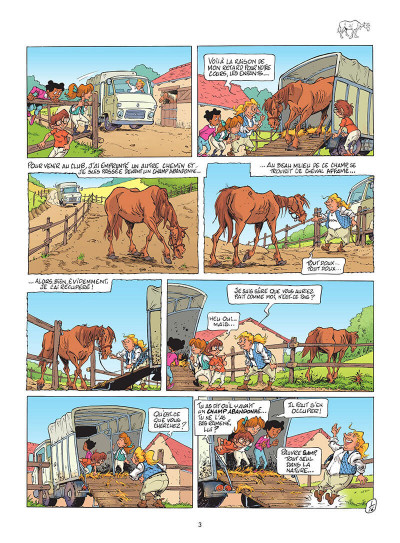 Page 4 Triple galop tome 16