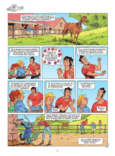 Page 5 Triple galop tome 16