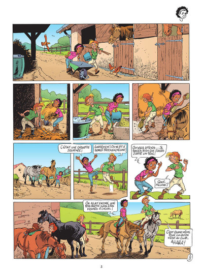 Page 6 Triple galop tome 16