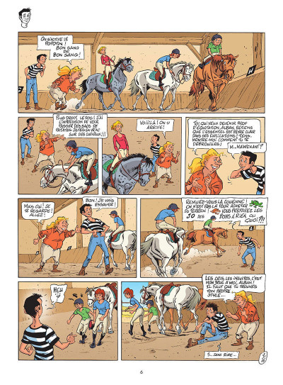 Page 7 Triple galop tome 16