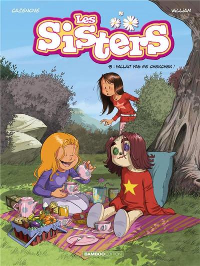 Couverture les Sisters T.15