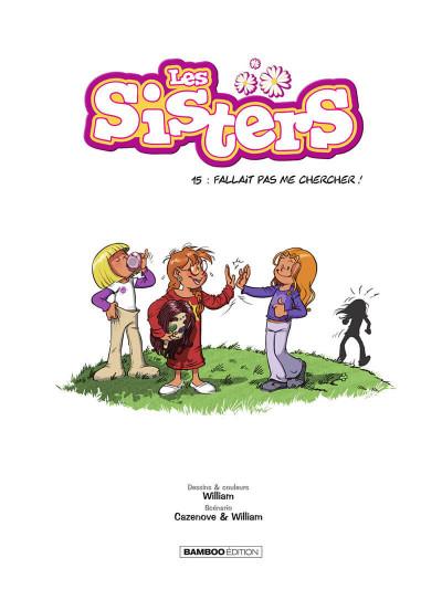 Page 2 les Sisters T.15