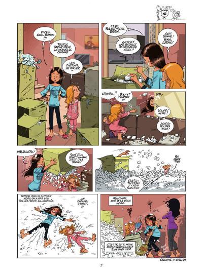 Page 8 les Sisters T.15