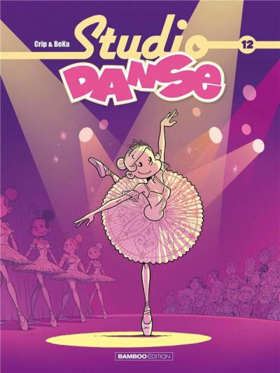 Couverture Studio danse tome 12