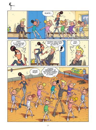 Page 8 Studio danse tome 12