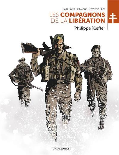 Couverture Les compagnons de la Libération - Philippe Kieffer
