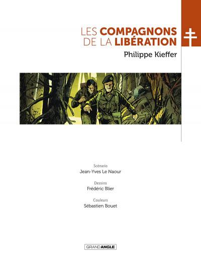 Page 2 Les compagnons de la Libération - Philippe Kieffer