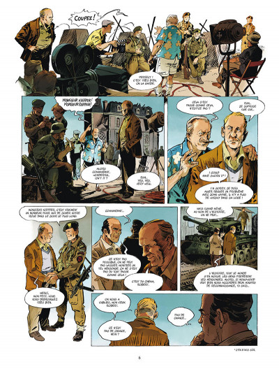 Page 5 Les compagnons de la Libération - Philippe Kieffer