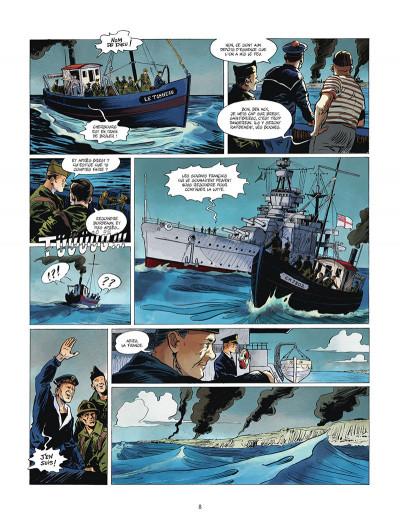 Page 7 Les compagnons de la Libération - Philippe Kieffer