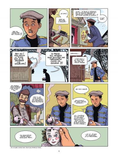 Page 0 Le canonnier de la tour eiffel
