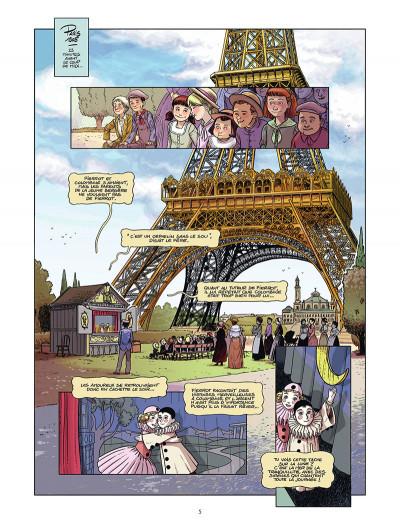 Page 6 Le canonnier de la tour eiffel