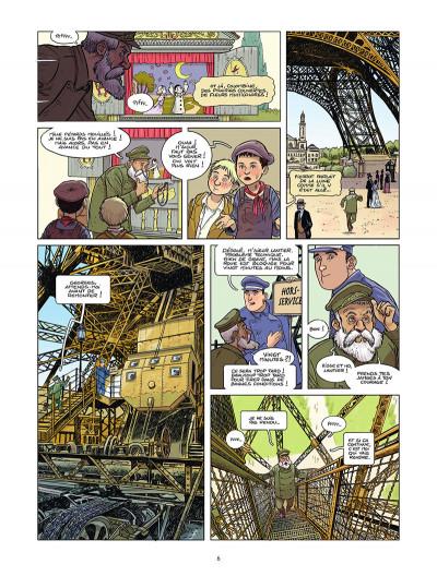 Page 7 Le canonnier de la tour eiffel